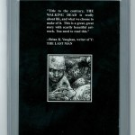 The Walking Dead #4 CGC 9.6 Back Cover