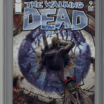 The Walking Dead #9 CGC 9.6