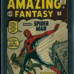 Amazing Fantasy #15 CGC 6.0