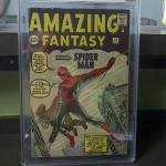 Amazing Fantasy #15 CGC 7.0 Appearant