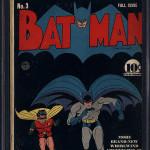 Batman #3 CGC 6.5