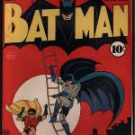 Batman #4 CGC 7.5
