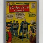 Detective Comics #225 CGC 8.0