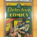 Detective Comics #35 CGC 3.0