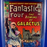 Fantastic Four #48 CGC 9.8 Comic Book