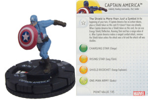 Heroclix Captain America Winter Soldier 012