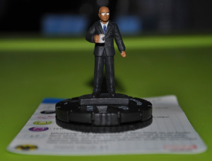 Heroclix Captain America Winter Soldier  Agent Sitwell