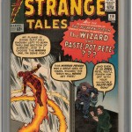Strange Tales #110 CGC 8.0