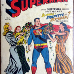 Superman #61 Front Cover