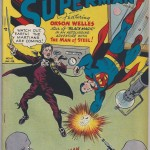 Superman #62 Front Cover