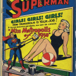 Superman #63 Front Cover