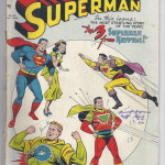 Superman #65 Front Cover