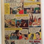 Superman #70 Back Cover