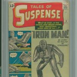 Tales of Suspense #39 CGC 6.0