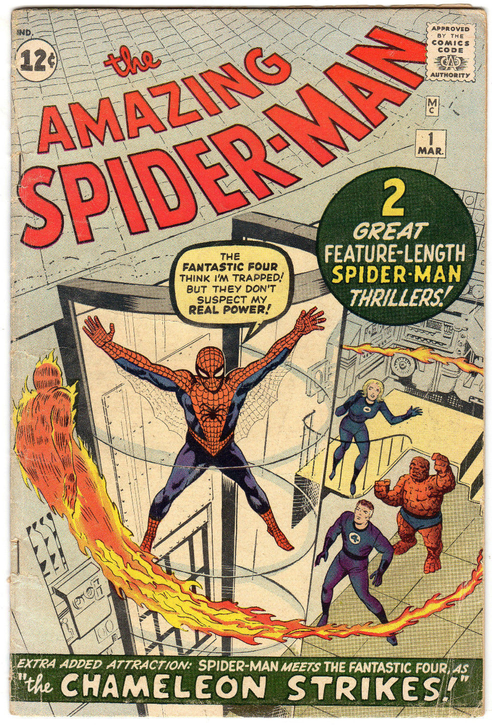 Book Cover Art Cost ~ The amazing spider man comic book values comics watcher