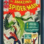 The Amazing Spider-Man #2 CGC 7.0