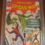The Amazing Spider-Man #2 CGC 9.0