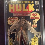 The Incredible Hulk #1 CGC 6.0 Apparent