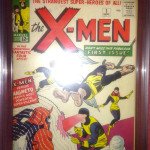 X-Men #1 CGC 8.0 Slight