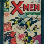 X-Men #1 Comic Book CGC 7.0