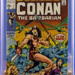 Conan The Barbarian #1 Comic Book CGC 9.8