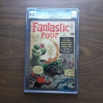 Fantastic Four #1 CGC 4.5