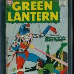 Green Lantern #1 CGC 6.5