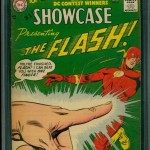 Showcase #8 Graded CGC 4.0