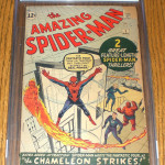 The Amazing Spider-Man #1 CGC 2.5