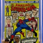 The Amazing Spider-Man #121 Graded CGC 9.8