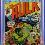 The Incredible Hulk #180 Graded CGC 9.8