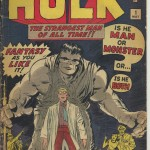 The incredible Hulk #1 Ungraded