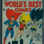 Worlds Best Comics #1 CGC 4.5