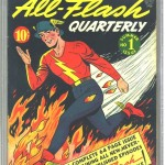 All-Flash Comic Book #1 Graded CGC 7.0