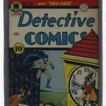 Detective Comics #66 Graded CGC 7.5