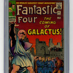 Fantastic Four #48 Comic Book Graded CGC 9.4
