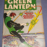 Green Lantern #22 Comic Book