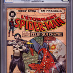 The Amazing L'Etonnant Spider-Man #31 French Edition