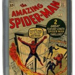 The Amazing Spider-Man #1 Comic Book Graded CGC 4.0