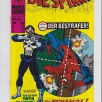 The Amazing Spider-Man Die Spinne #129 German Edition Front Cover