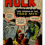 The Incredible Hulk #2 Comic Book Front Cover