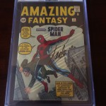 Amazing Fantasy #15 CGC NG - Signed By Stan Lee $2,961