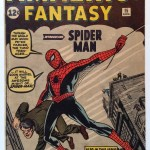 Amazing Fantasy Comic Book #15 $10,000
