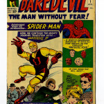 Daredevil #1 VF- Condition - $1,392