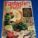 Fantastic Four #1 Fair Condition - $1,436