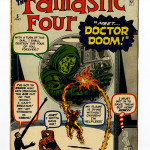 The Fantastic Four #5 - $1,025