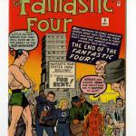 The Fantastic Four #9 - $1,047