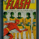 The Flash #105 CGC 3.0 - $1,095