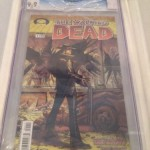 The Walking Dead #1 CGC 9.9 $7,200