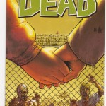The Walking Dead #21 Comic Book Front Cover